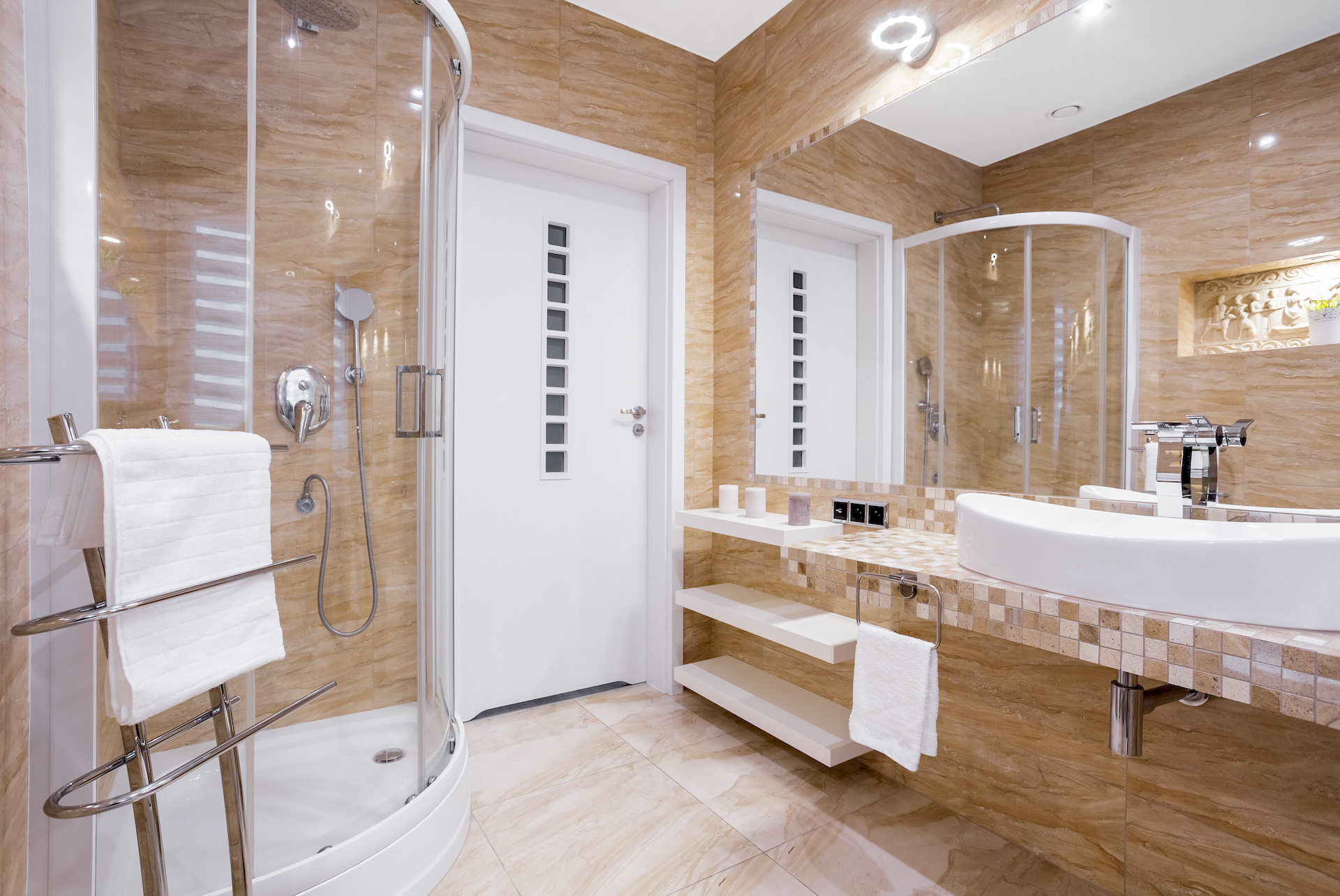 Choosing Your New Shower Cubicles